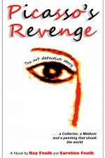 Picassos Revenge Cover 7May a